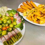 Groente & Aardappel garnituren